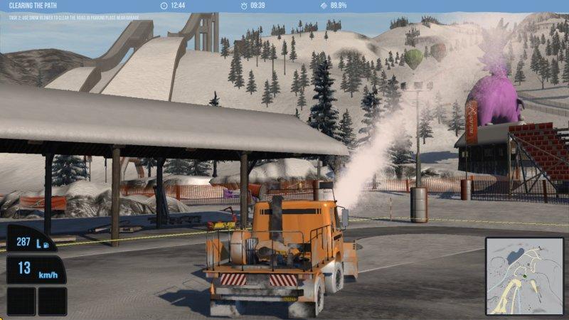 雪地模拟器截图第2张