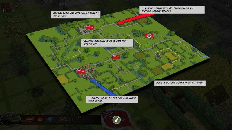 战争学院2:东部战线截图第2张