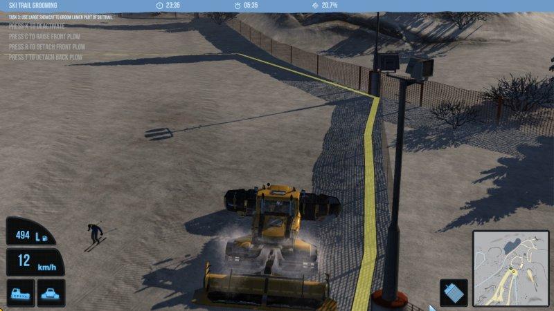 雪地模拟器截图第8张