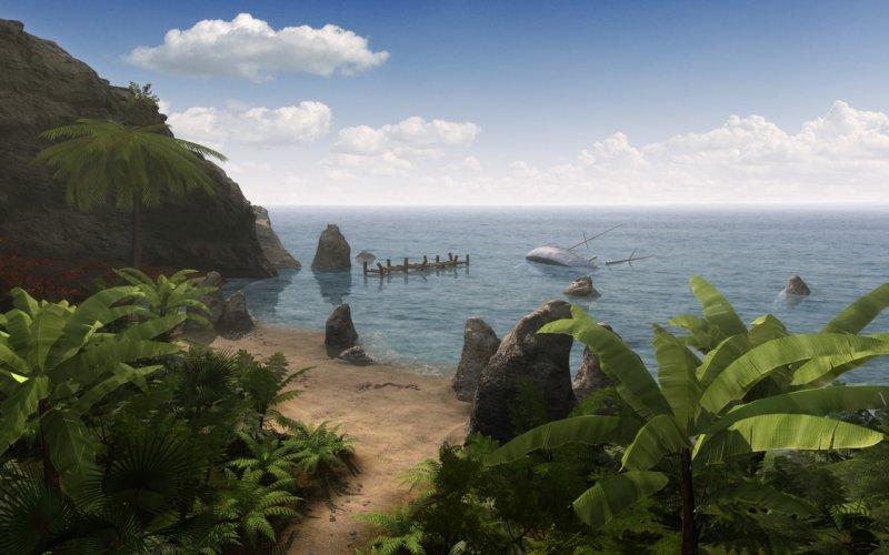 重返神秘岛2:米娜的宿命截图第4张