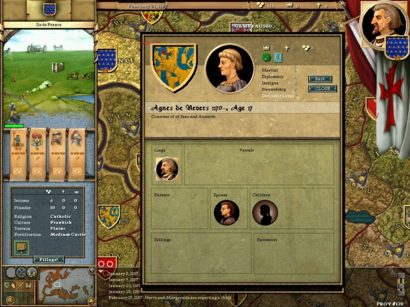 Crusader Kings Complete截图第1张