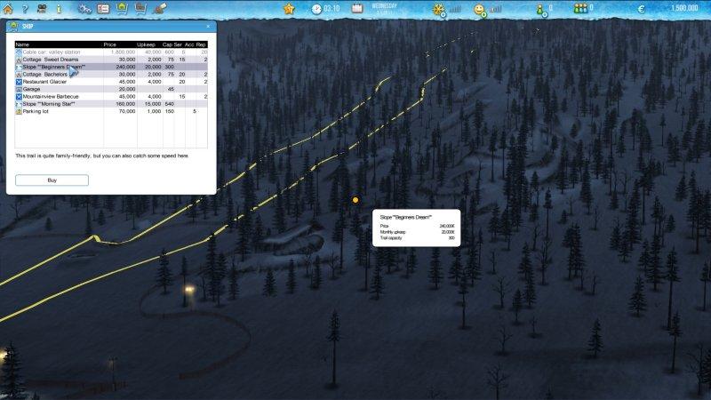 滑雪世界模拟截图第8张