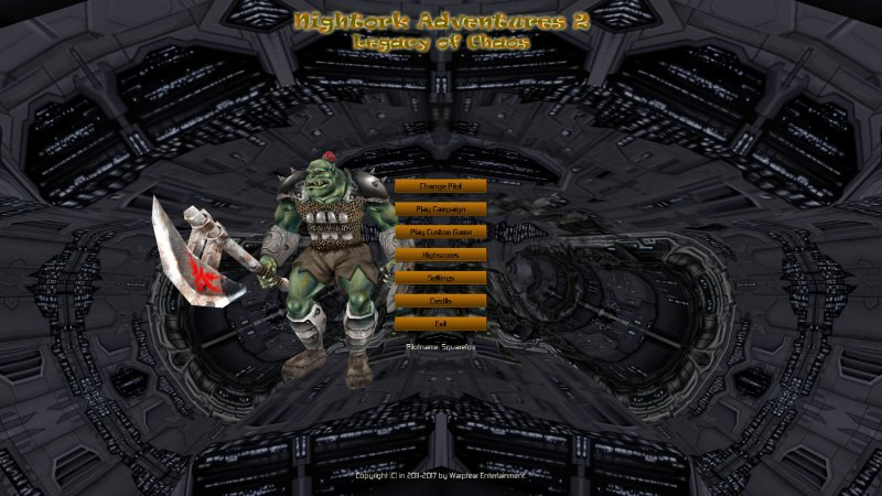 Nightok Adventures 2 - 混沌遗产截图第1张