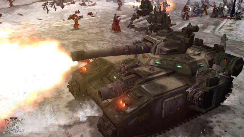 战锤®40,000:战争黎明® - 冬季攻击截图第2张