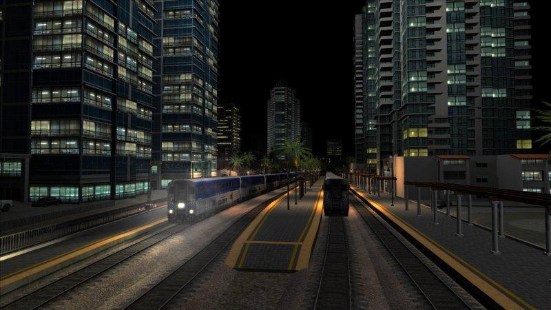 列车模拟器:太平洋surfliner®香格里拉-圣地亚哥航线截图第3张