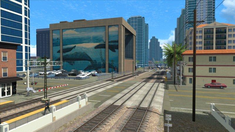 列车模拟器:太平洋surfliner®香格里拉-圣地亚哥航线截图第4张
