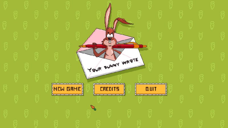 Your Bunny Wrote截图第1张