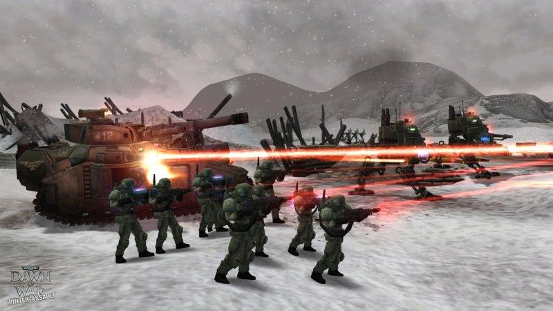 战锤®40,000:战争黎明® - 冬季攻击截图第1张