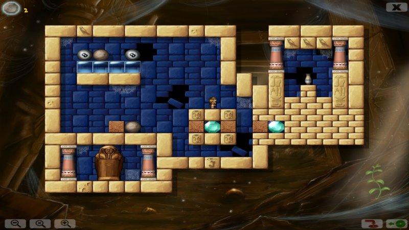 钻石乔伊斯和水晶洞穴的秘密截图第1张