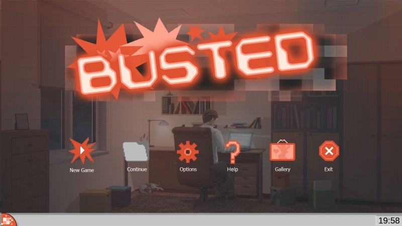 BUSTED!截图第1张