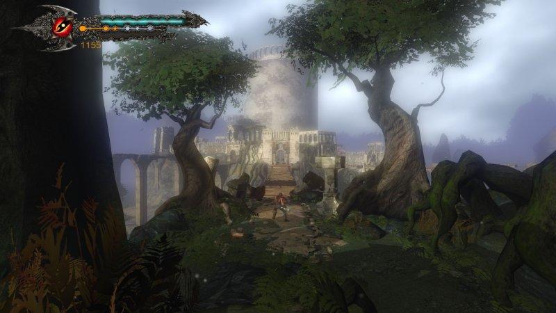 战神格尔沙普:龙之庙宇截图第4张