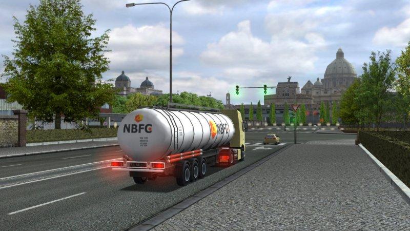 欧洲卡车模拟2截图第14张