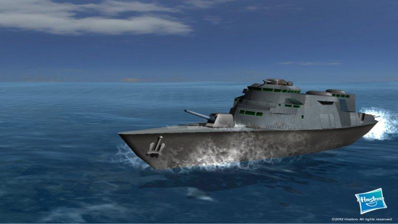 超级战舰截图第3张