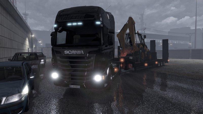 斯堪尼亚卡车驾驶模拟器截图第15张
