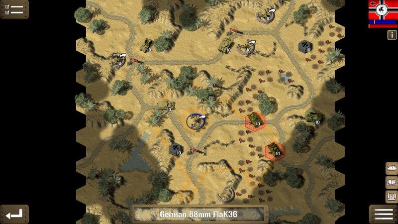 坦克大战:北非截图第6张