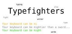 Typefighters (Steam Edition)