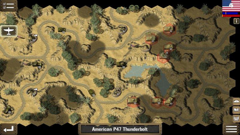 坦克大战:北非截图第4张