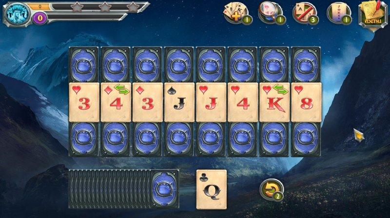 神秘之旅:三峰纸牌截图第1张