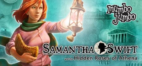 萨曼莎与暗藏的雅典娜玫瑰