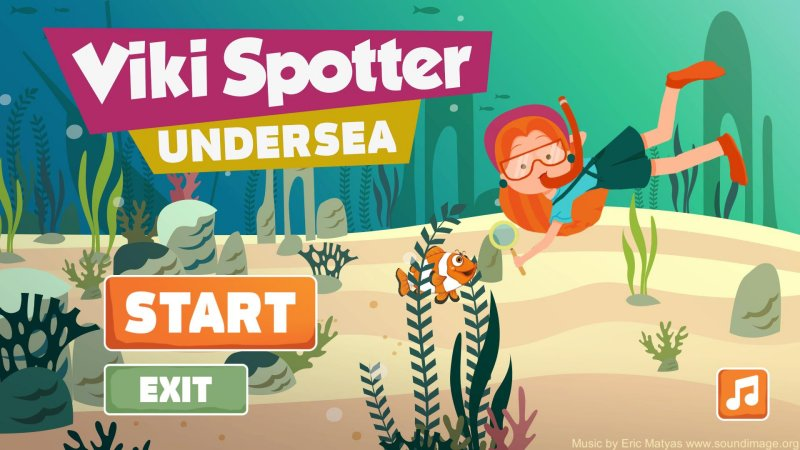 Viki Spotter:海底截图第1张