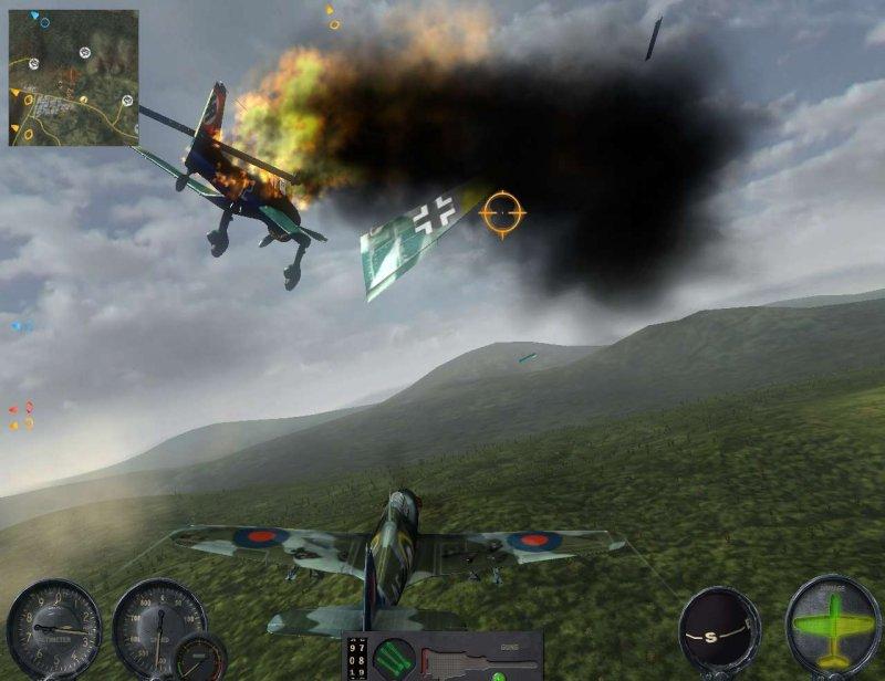 不列颠之战:战斗之翼截图第3张