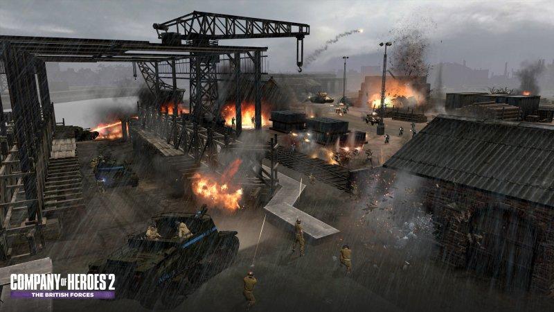 英雄连2:大不列颠军团截图第4张