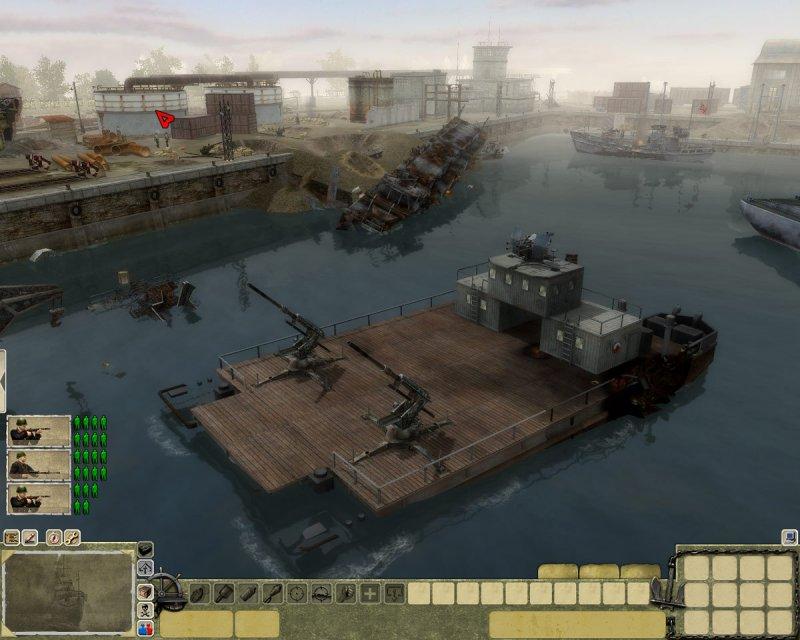 战争之人:赤潮截图第3张