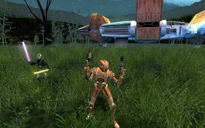 星球大战:旧共和国武士™™II:西斯领主™截图第1张