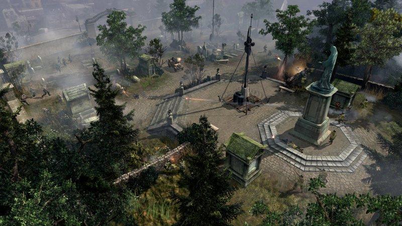 英雄连2:西线军团截图第3张
