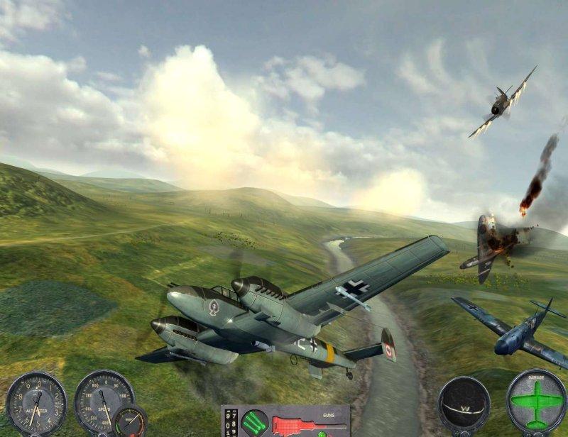 不列颠之战:战斗之翼截图第4张