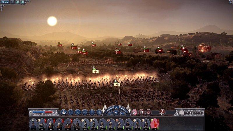 全面战争:拿破仑截图第1张