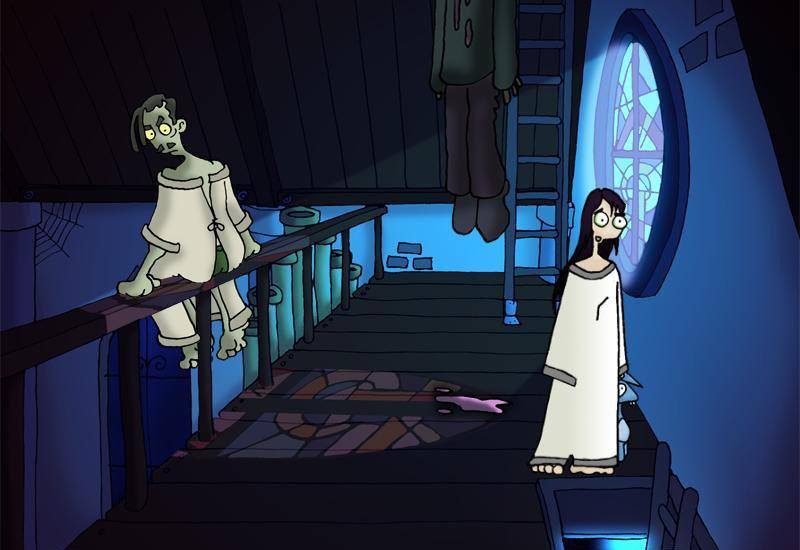 埃德娜和哈维:逃离疯人院截图第3张