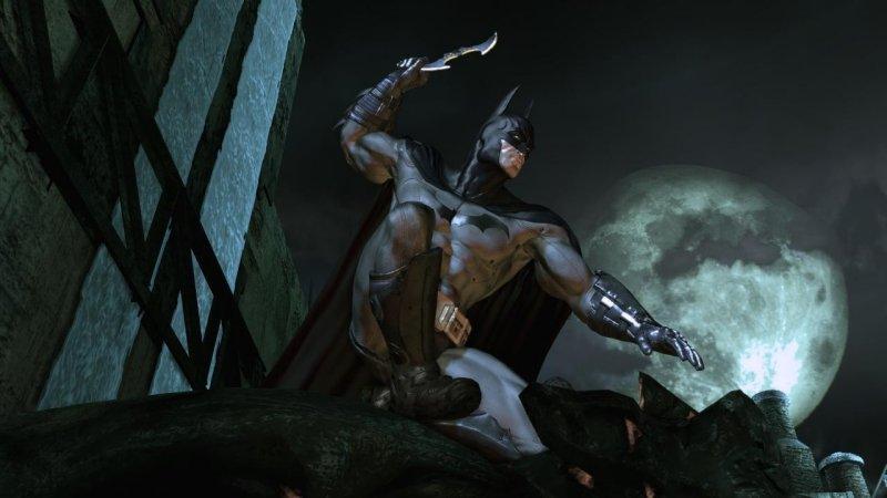蝙蝠侠:阿卡姆疯人院截图第8张