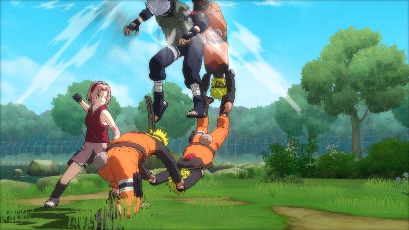 火影忍者:终极忍者风暴2截图第1张
