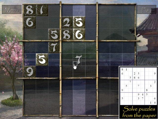 Zen of Sudoku截图第1张