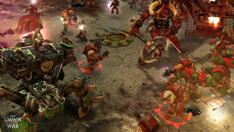 战锤 40,000: Dawn of War 战争黎明截图第4张