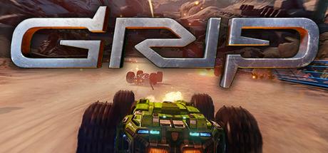 GRIP: 战斗赛车