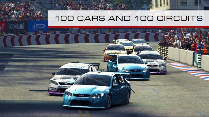 超级房车赛:汽车运动游戏截图第2张