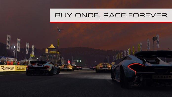 超级房车赛:汽车运动游戏截图第4张