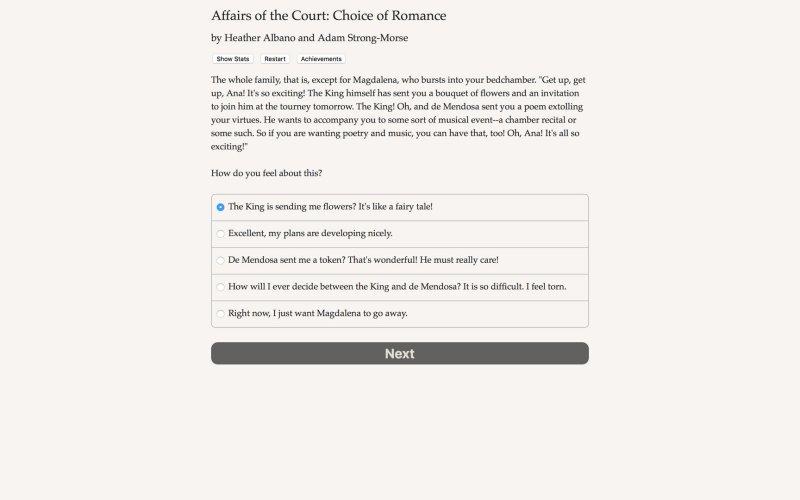 法庭事务:浪漫的选择截图第5张