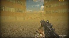 沙漠枪战截图