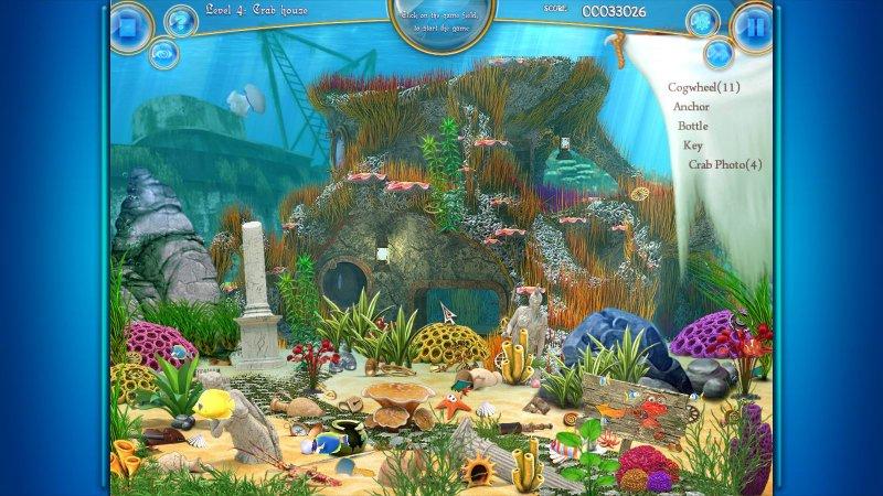 美人鱼历险记2:被冰冻的时间截图第7张