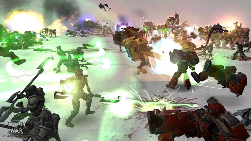战锤40K:战争黎明-黑暗十字军截图第10张