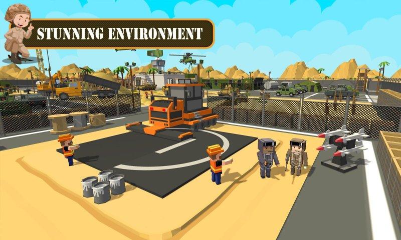 陆军基地建设:工艺建筑模拟器截图第3张