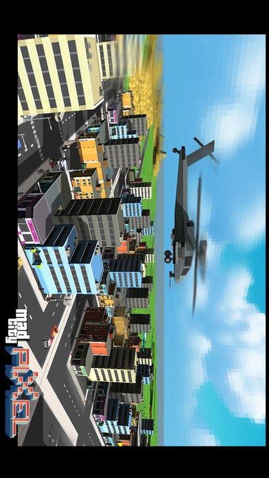 Pixel's Edition Mad City Crime Full截图第3张