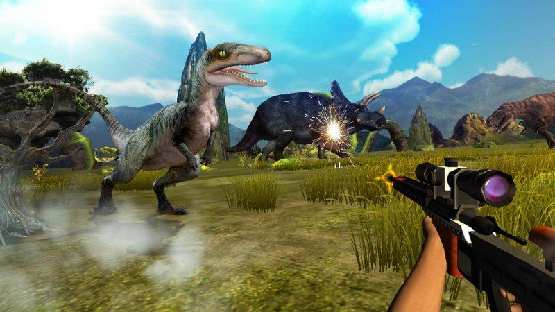 Dinosaur Safari Hunt截图第3张