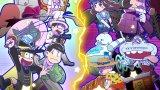 Osomatsu-san Hesokuri Wars~Battle of the NEETs~截图