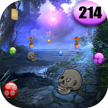 Dark River Forest Escape Game Best Escape Game 214