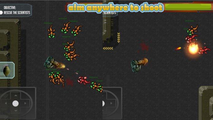 Alien Marine Close Encounter截图第4张