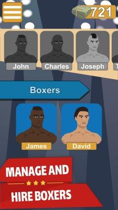 Boxing Promoter - Fighter Management Simulator截图